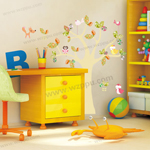 Duoles01074 kids room decoration stickers