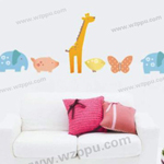 Duoles01083 kids room decoration stickers