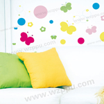 Duoles01072 kids room decoration stickers
