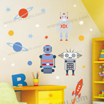 Duoles01071 kids room decoration stickers