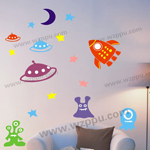 Duoles01070 kids room decoration stickers