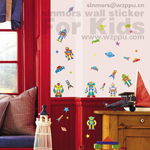 Duoles01067 kids room decoration stickers