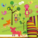Duoles01065 kids room decoration stickers