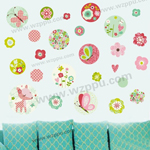 Duoles01063 kids room decoration stickers