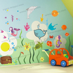 Duoles01061 kids room decoration stickers