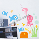 Duoles01058 kids room decoration stickers