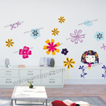 Duoles01056 kids room decoration stickers
