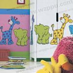 Duoles01082 kids room decoration stickers