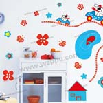 Duoles01055 kids room decoration stickers