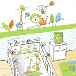 Duoles01053 kids room decoration stickers