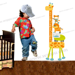 Duoles02060 kids height sticker