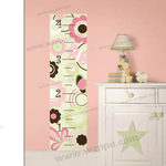 Duoles02059 kids height sticker