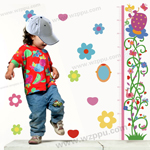 Duoles02054 kids height sticker
