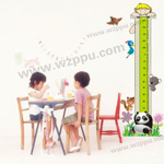 Duoles02052 kids height sticker