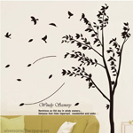 autumn wind Sgamey01062 home sticker