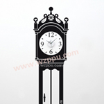 Sgamey02070 wall clock sticker