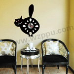 Sgamey02068 wall clock sticker