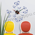 Sgamey02067 wall clock sticker