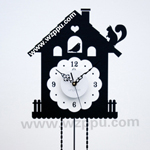 Sgamey02069 wall clock sticker