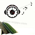 Sgamey02065 wall clock sticker