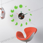 Sgamey02058 wall clock sticker