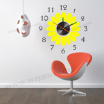 Sgamey02057 wall clock sticker