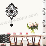 Sgamey02054 wall clock sticker