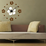 Sgamey02052 wall clock sticker