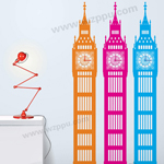 Sgamey02051 wall clock sticker